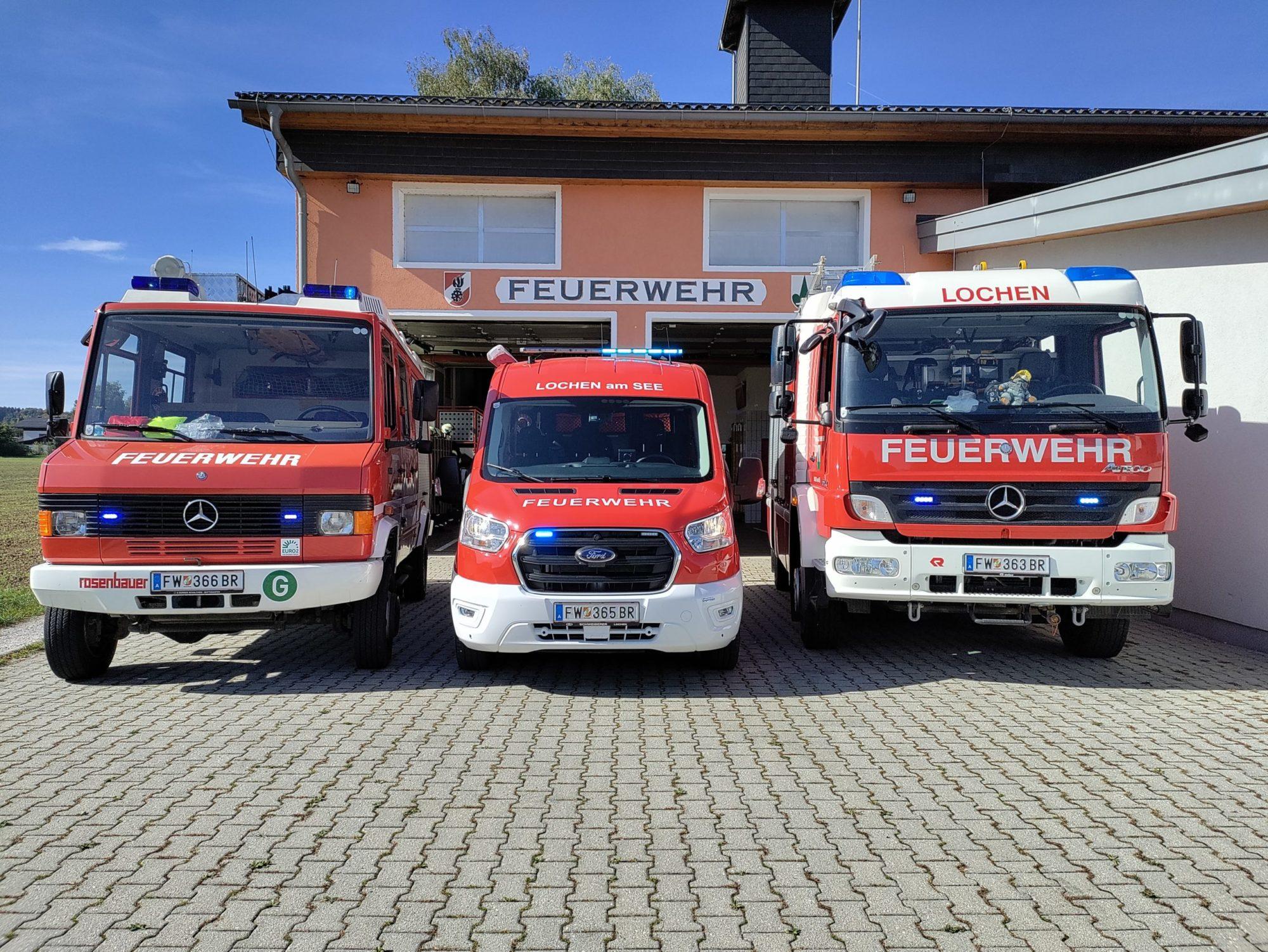 Freiwillige Feuerwehr Lochen